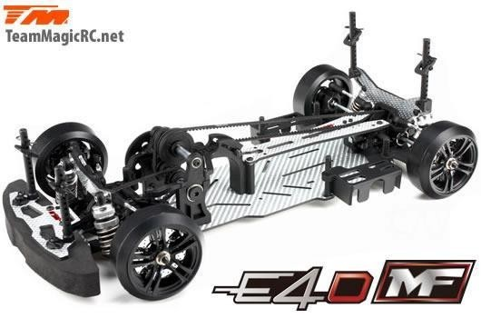 Team Magic E4D-MF - T86 ohne Elektronik 1/10 Elektrisch - 4WD Drift - ARR