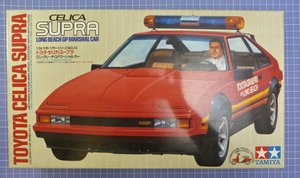 Toyota Celica Supra Long Beach GP Marshal Car 1:24
