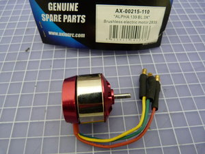 Brushless Motor zu Alpha 139BL 3X 2835