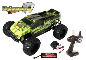 Big Hammer5, RTR, brushed Truck, 1:10 XL, 40 km/h