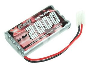 Cell RC-Pack 9,6V / 2000mAh - L4x2