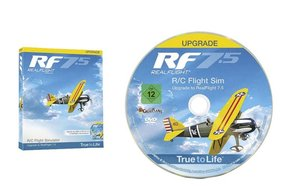 RealFlight 7.5 Upgrade