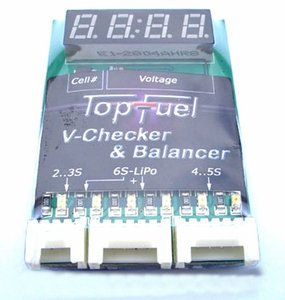 V-Checker & Balancer 2..6S