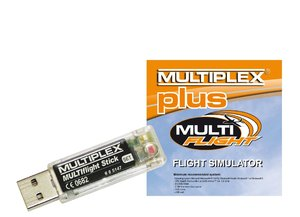 Multiplex MULTIflight Stick mit MULTIflight PLUS