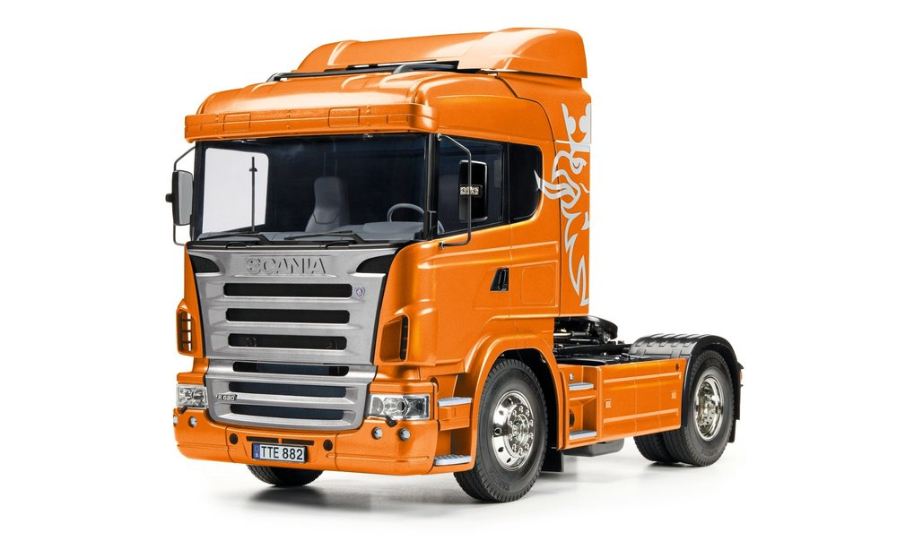 1:14 RC Scania R470 4x2 Orange