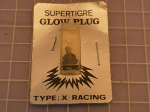 Supertigre Glow Plug Type: X-Racing