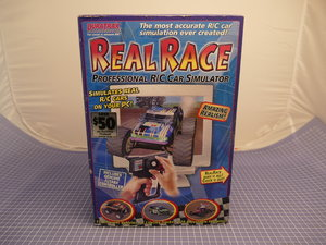 Duratrax Real Race (Professional R/C Car Simulator)
