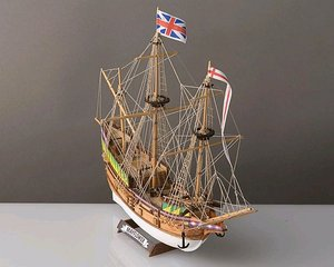 Mayflower 1:140 Baukasten