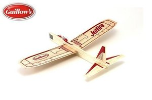 Balsa Glider and Airplane - Jetfire