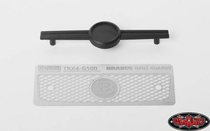 Emblem Grill for Traxxas TRX-4 Mercedes-Benz G-500 RC4WD