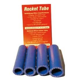 Rocket Tube blue 17 mm Ø 10 cm DELUXE